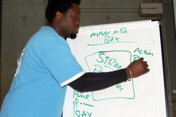 For many marginalized youth, joining a gang is the ultimate shield, youth worker Jabari Lindsay told torontoobserver.ca.