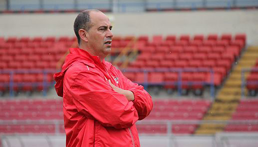 Stephen Hart's Canadian National Team has a tough road ahead now after a rough 2-0 defeat at Panama