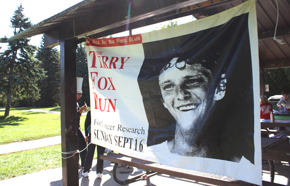 This year marks the 32nd year of the Terry Fox Run, and the Scarborough location run has raised over 479,000 dollars over the years.