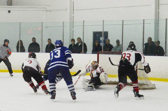 The 'AAA' Toronto Marlboros take on the 'AAA' Mississauga Senators on Friday during the GTHL's Puck Drop festivities.