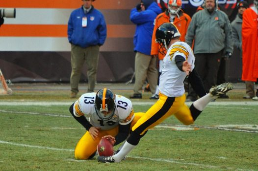 Pittsburgh Steelers kicker and Wallaceburg, Ont. native Shaun Suisham shared his thought on the NFL's replacement referees.
