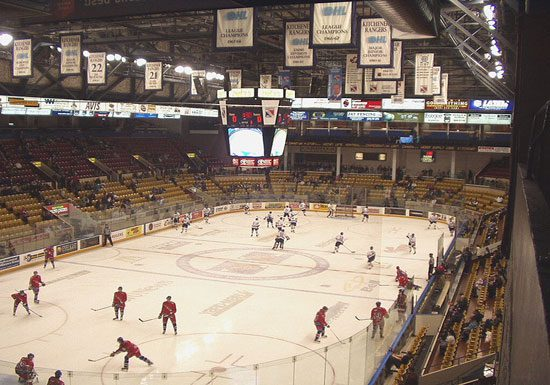The Kitchener Memorial Auditorium has undergone a $9.6 million facelift