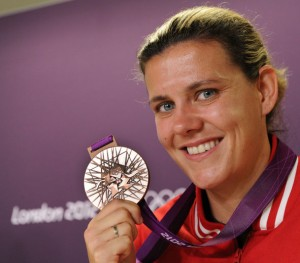 Canadian striker Christine Sinclair awaits FIFA ruling