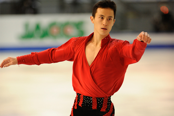 Patrick Chan is hoping for a clean skate at Skate Canada after a poor debut at the Japan Open.