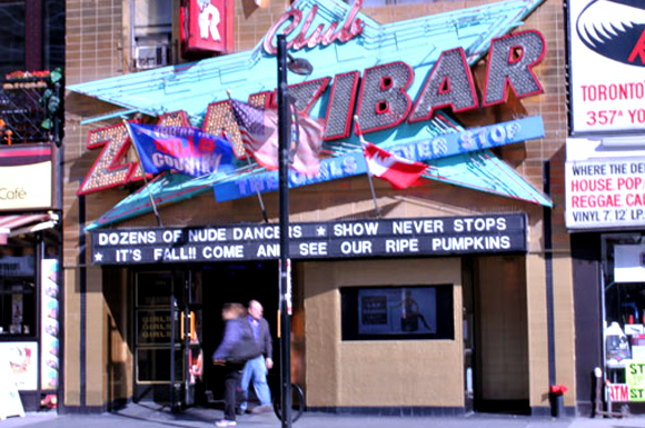 New york strip club laws