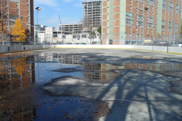 The Hockey Canada Foundation is making a $300,000 donation to help upgrade a Regent Park skating rink.