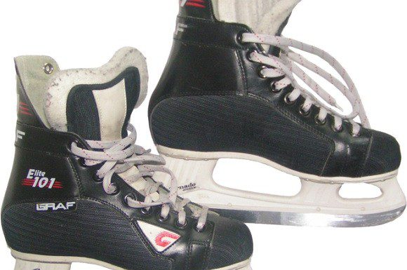 Several deals are on offer for hockey gear like this for children across Scarborough as the hockey season is in full swing for youth across Ontario.