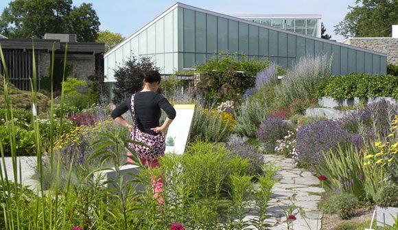 Toronto Botanical Gardens, located inside the city-owned Edward Gardens Park
