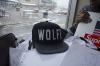 +Wolfe fitted and sketches
