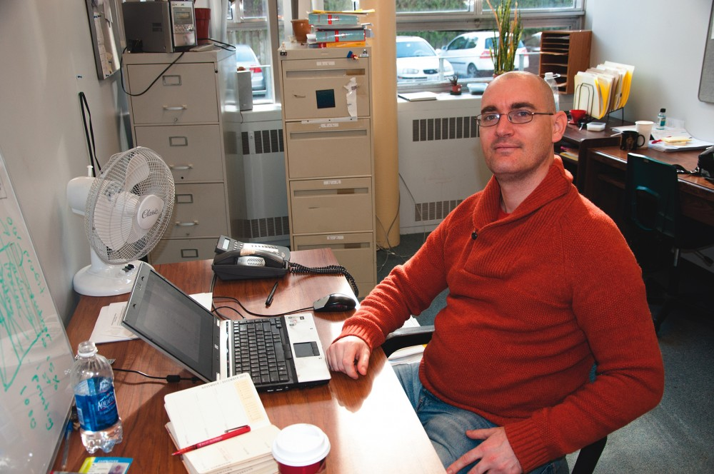 Mark Stanski is the publisher and lead editor of Centennial College Press.