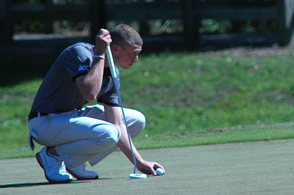 Florida State University sophomore Daniel Berger learned his athletic work ethic from his father.