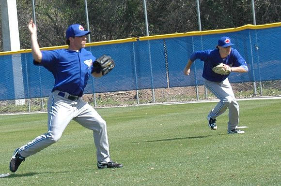 Jays' pitching prospect Shawn Griffith was drafted in the 37th round of the 2009 MLB amateur draft.