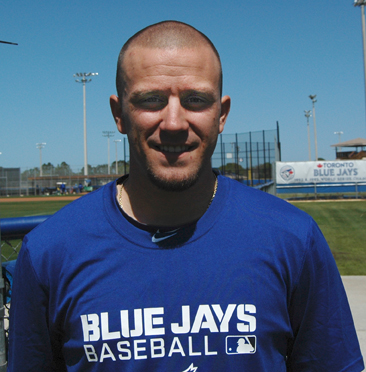 Loxhatchee, Florida native Peter Mooney has overcome injury and hopes to make rise through the Blue Jays' system.