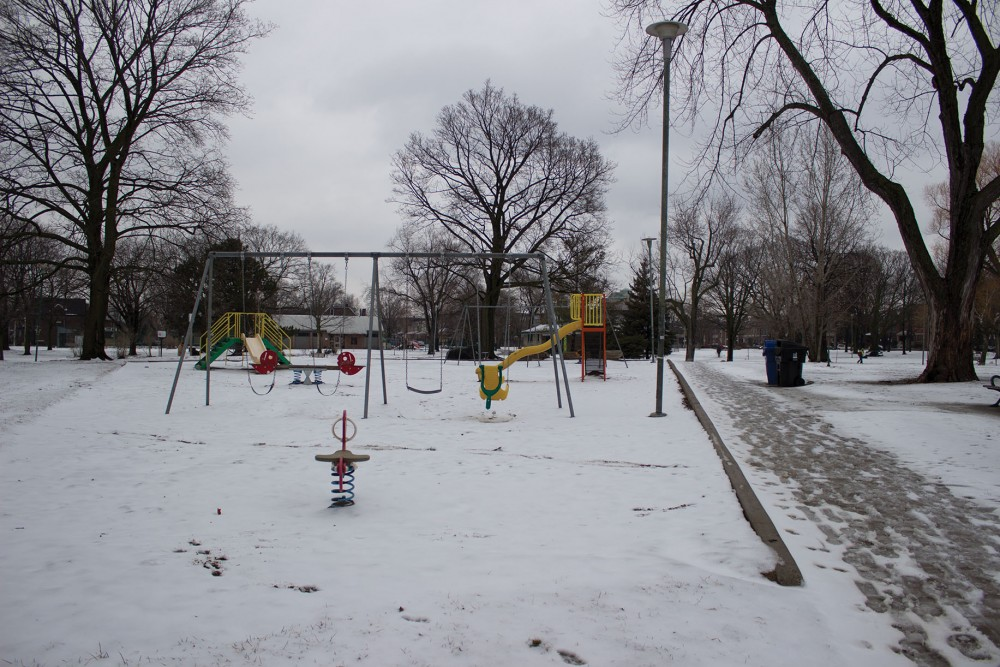 Ward 30 Councillor Paula Fletcher hopes to secure $250,000 for Withrow Park upgrade.