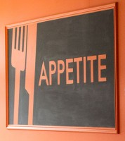 Appetite Sign