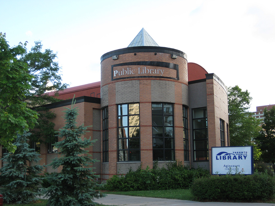 Agincourt Library is one of the locations where Business Inc. is offered, allowing Scarborough residents to participate closer to home.