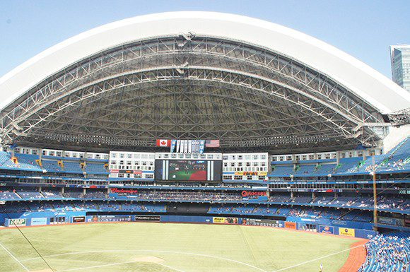 Coming off an 18-inning affair, the Jays' bats were unable to make a comeback.