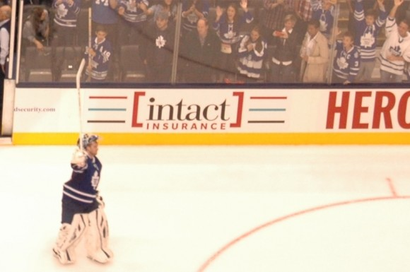 Reimer receives 2nd star Saturday in Leafs victory over Detroit (Chris Perrotte)