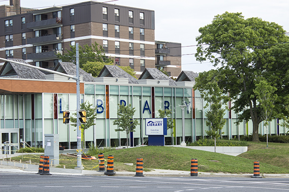 Bed bugs have recently been reported at Cedarbrae Library, as well as Kennedy-Eglinton Library. Patricia Eastman of the Toronto Public Library says the problem is being addressed.