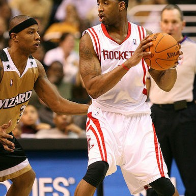 Tracy McGrady was one of the NBA's best players before succumbing to injuries. (Keith Allison/Flickr)