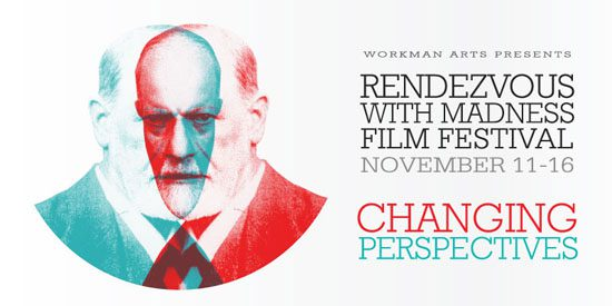 The Rendezvous with Madness Film Festival is now in its 21st year. The festival will show over 20 films and exhibitions from Nov. 11- 16.