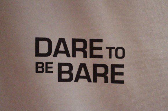 Yogi Bare's new campaign: Dare to be Bare
