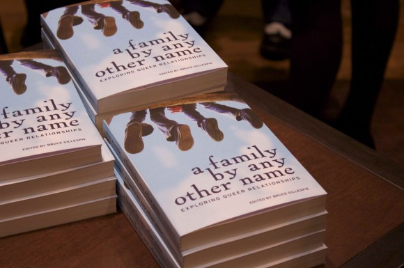 Book launch at Ben McNally's of Bruce Gillespie's anticipated 5th book.