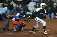 Stephanie Medina hit .357 for the Bulls during the regular season. Photo: USF