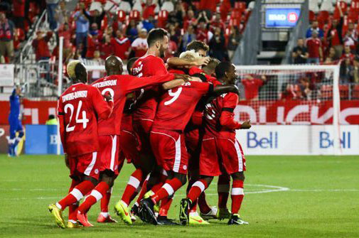 Canada beat Jamaica 3-1 at BMO field in an international friendly Tuesday night.