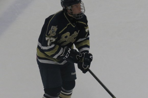 First-year defenceman Matthew Cairns is off to a fine start with the Toronto Patriots, registering three assists in six games.