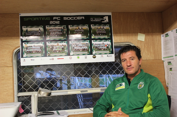 Acclaimed Sporting CP academy in Toronto fosters dreams