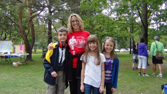 Terry Fox Run in High Park provides legacy for participants