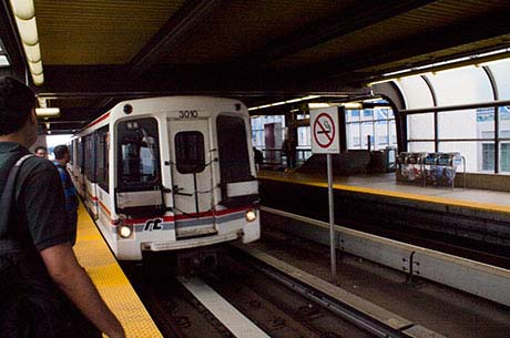 Transit remains a key issue in Toronto's municipal election and the TTC is at the centre of it.