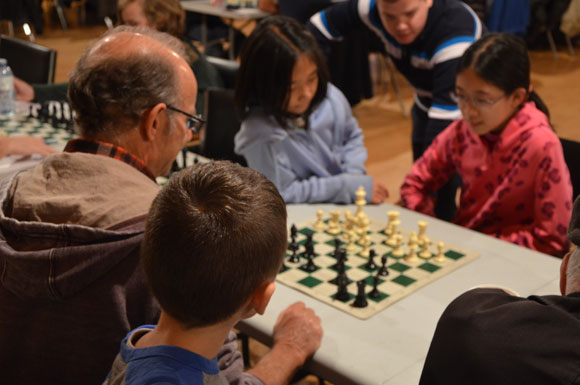Annex Chess Club covers all the bases