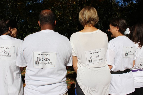 Hundreds of Torontonians gather to end kidney disease in Canada