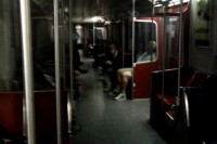 TTC riders waiting for power to be restored