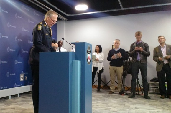 Greater police presence coming to public spaces, buildings