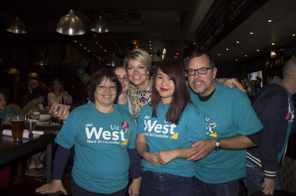 Liz West's campaign ends in defeat as Fletcher sweeps to victory