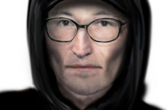 Composite sketch released by the Toronto Police