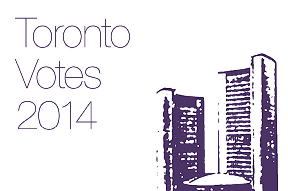 Toronto Votes 2014: 8:50 p.m. update from Observer Radio News