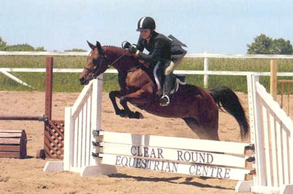 Coach says success begins with bond between horse and rider