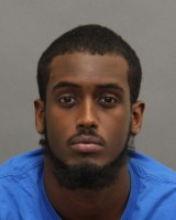 Guled Jimaleh, 23, wanted for attempted murder and eight other charges.
