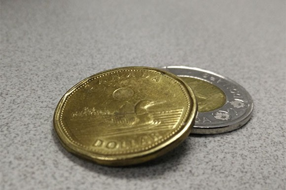 The Canadian dollar has suffered due to decreasing oil prices