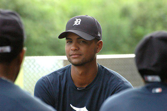 Detroit Tigers pitching prospect Johan Belisario knows all eyes are on him this year.