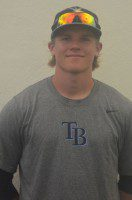PORT CHARLOTTE, Fla. - Tampa Bay Rays prospect Jake Bauers is prepared for a new season with his new team.