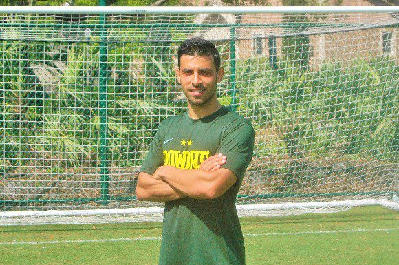 Tampa Bay Rowdies midfielder Juan Guerra has a future in management once his soccer career is over.