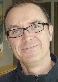 Music journalist Nicholas Jennings