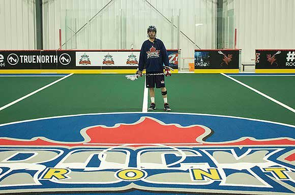 Pro lacrosse players not playing for big paycheques