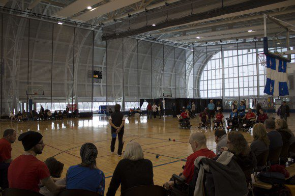 The Abilities Centre in Whitby is currently a recreation centre and will remain so after the 2015 Parapan Am Games.