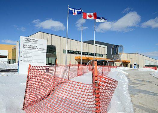 Toronto Pan Am Sports Centre at the University of Toronto Scarborough